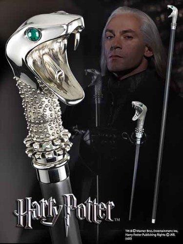 해리・포터 Lucius Malfoy's Walking Stick 완성품 피규어 병행수입품
