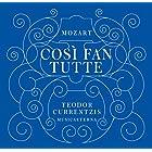 Mozart: Cosi Fan Tutte [Analog]