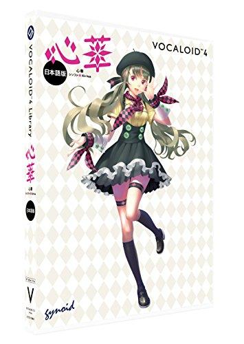 ガイノイド VOCALOID4 Library 心華 シンファ  日本語版 単体版 GVXZ-10003