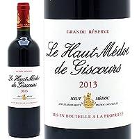 【2011】オーメドック ル オー メドック ド ジスクール 750ml [ 2011 赤ワイン フルボディ フランス ]