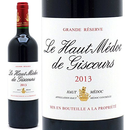 ル オー メドック ド ジスクール 2014 フランス ボルドー 赤ワイン 750ml((AGGI2114))