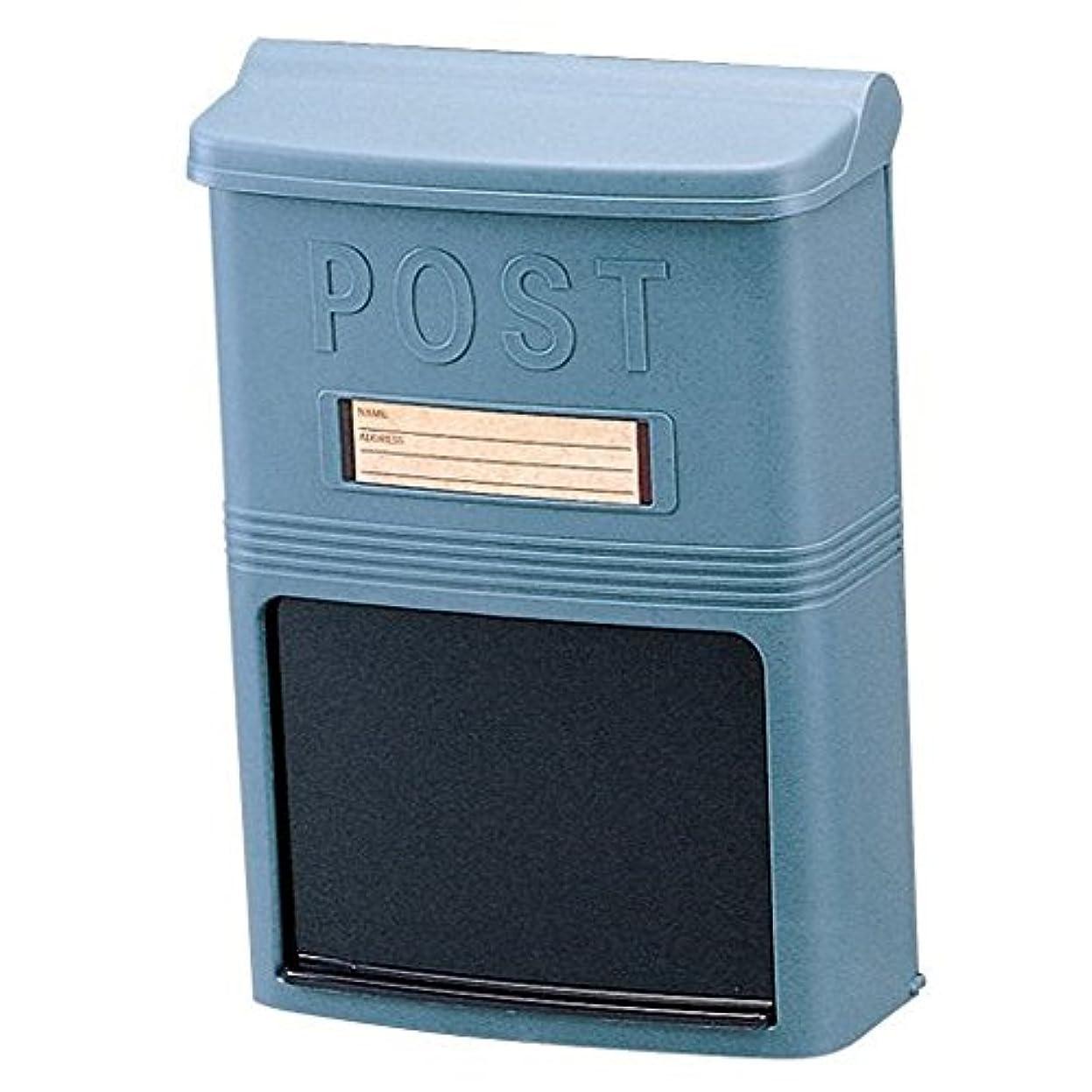 でキャラクター支援アイリスオーヤマ 郵便ポスト ネット通販ボックス 青銅色 PH-380N