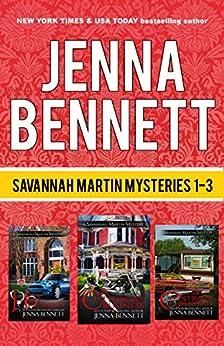 Savannah Martin Mysteries Box Set 1-3: A Cutthroat Business, Hot Property, Contract Pending (Savannah Martin Mysteries Boxset Book 1) by [Bennett, Jenna]