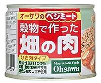 オーサワのベジミート 穀物で作った畑の肉(ひき肉タイプ)