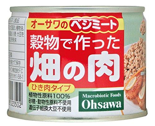 穀物で作った畑の肉 ひき肉タイプ 215g