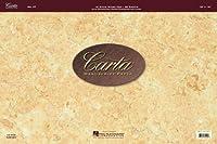 No. 27: Carta Score Paper (Carta Manuscript Paper)