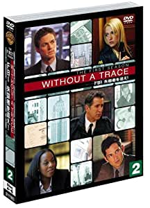 WITHOUT A TRACE/FBI 失踪者を追え! 1stシーズン 後半セット (14~22話・3枚組) [DVD]
