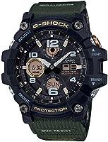 [カシオ]CASIO 腕時計 G-SHOCK ジーショック マッドマスター 電波ソーラー GWG-100-1A3JF メンズ
