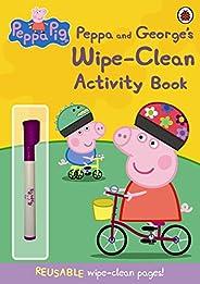 Peppa Pig: Peppa and George's Wipe-Clean Activity