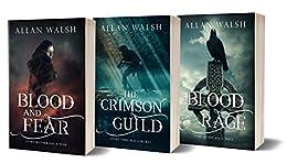 Blood Rage Series Boxed Set by [Walsh, Allan]