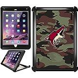 OtterBox iPad air 2ブラックディフェンダーシリーズケースwith Arizona Coyotes従来迷彩Design by Coveroo