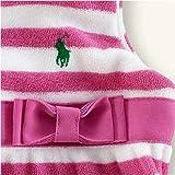 ノースリーブ バルーン ワンピース(水色・ピンク色)【6ヶ月・9ヶ月】 ポロ ラルフ ローレン画像⑦