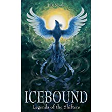 Icebound (Legends of the Shifters Book 2)