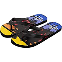 Corona Extra Palm Trees Sunset Unisex Sandals Flip Flops