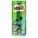 MILO Calcium Plus Can, 240ml (Pack of 24)