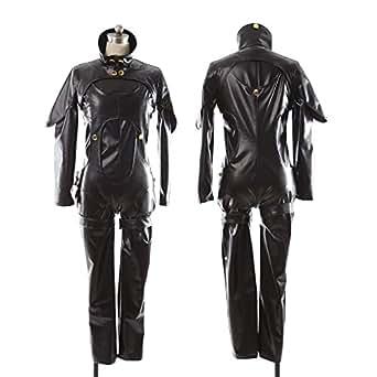 【ノーブランド品】3381『GANTZ』(ガンツ) 戦闘服・レオタード タイツ コスプレ衣装(女性L)