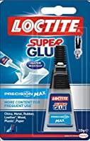 Loctite Precision Max Super Glue 10g Bottle (143033) by Loctite [並行輸入品]