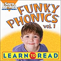 Funky Phonics: Learn to Read (Songs That Teach Phonics)