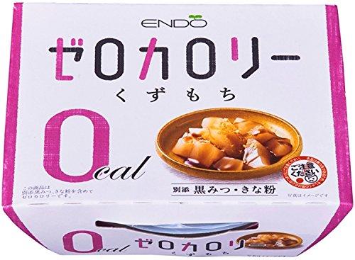 遠藤製餡 Nゼロカロリーくずもち 108g×6個