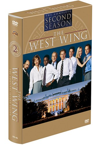 ザ・ホワイトハウス<セカンド・シーズン>コレクターズ・ボックス [DVD]