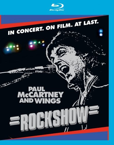 Paul Mccartney & Wings: Rockshow [Blu-ray] [Import]