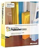 【旧商品/サポート終了】Microsoft  Office Publisher 2003