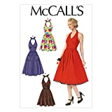 McCall's Patterns M7157 Misses' Dresses Sewing Template, A5 (6-8-10-12-14) by McCall's Patterns