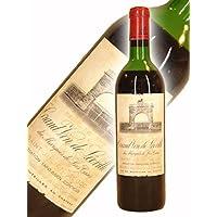 昭和46年の誕生年ワイン 1971年 シャトー・レオヴィル・ラス・カーズ 箱入りラッピングギフト