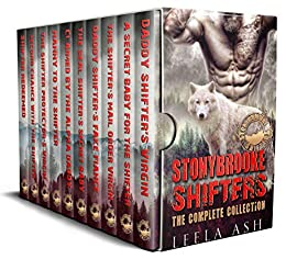 Stonybrooke Shifters: The Complete Collection by [Ash, Leela]