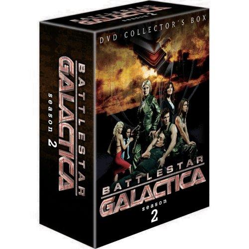 GALACTICA/ギャラクティカ 【承:season 2】DVD-BOX 1の詳細を見る