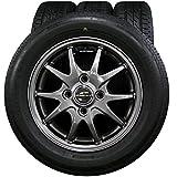 13インチ 4本セット タイヤ&ホイール BRIDGESTONE (ブリヂストン) NEXTRY (ネクストリー) 155/65R13 A-TECH (エーテック) SCHNEIDER (シュナイダー) CLICK PREMIUM LIGHT