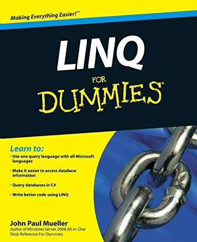 Download LINQ For Dummies (For Dummies Series) 0470277947