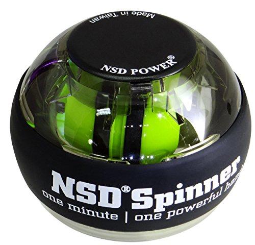 NSD Power Spinner スピナー オートスタート機能搭載 初心者用【日本正規品】PL保険加入商品 ブラック