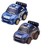 チョロQ スバルインプレッサ WRCAR 2004セット