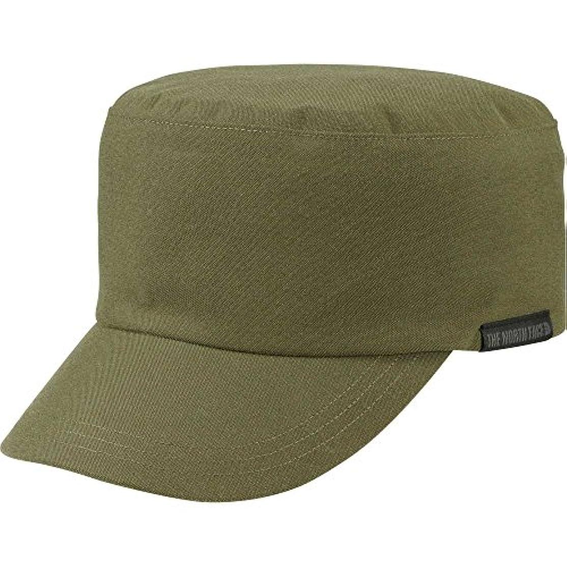 見通しガレージ脱走ノースフェイス(ノースフェイス) GORE-TEX WORK CAP NN01607 OL 帽子 ゴアテックス