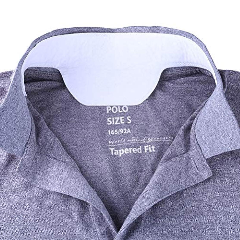 贈り物技術者移動OUNONA よごれガードテープ 襟 汗取りパッド ワイシャツ 汗取りシート えり汚れ防止 船型 1枚