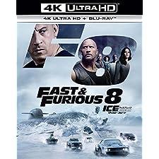 【Amazon.co.jp限定】ワイルド・スピード ICE BREAK (4K ULTRA HD + Blu-rayセット)  (オリジナル収納ケース付き)[4K ULTRA HD + Blu-ray]