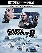 [Amazon.co.jp限定]ワイルド・スピード ICE BREAK (4K ULTRA HD + Blu-rayセット) (オリジナル収納ケース付き)[4K ULTRA HD + Blu-ray]