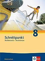 Schnittpunkt Mathematik - Ausgabe fuer Niedersachsen. Schuelerbuch 8. Schuljahr - Basisniveau