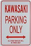 川崎駐車場サイン Kawasaki Parking Only Sign 画像