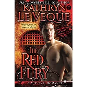 The Red Fury (D'vant Bloodlines)