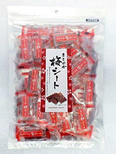まろやか梅シート 65g 約20袋 個包装 お菓子