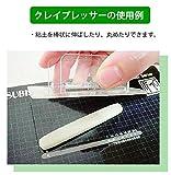 クレイプレッサー(銀粘土用)/シルバークレイ/シルバー粘土/ 画像