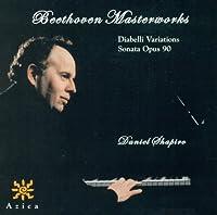 Masterworks: Diabelli Variations by Daniel Shapiro (2013-05-03)