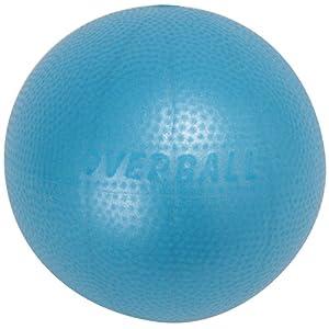 ダンノ(DANNO) バランスボール ソフトギムニク ブルー 直径26cm D5417