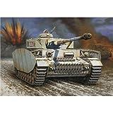 ドイツレベル 1/72 IV号戦車 H型 03119 プラモデル