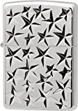 ZIPPO(ジッポー) TWINKLE STAR 片面彫刻 ダイアノシルバーメッキ ポリッシュ仕上げ TWINKLE STAR(A)
