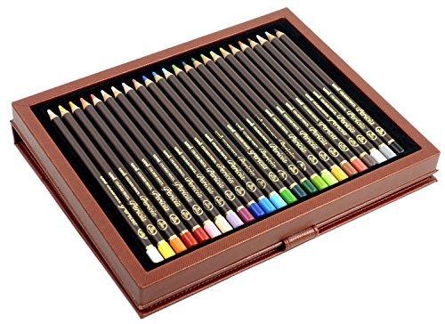 三菱鉛筆 色鉛筆 ユニカラードペンシル ペリシア 24色