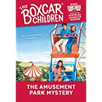 The Amusement Park Mystery (Boxcar Children Mysteries)