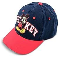 Disney Boys Mickey Mouse Cotton Baseball Cap Baseball Cap